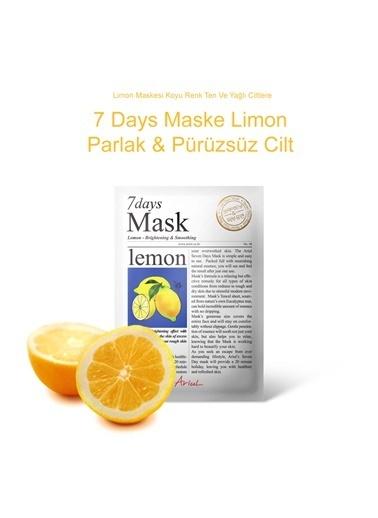 Ariul Seven Days Mask - Lemon Renksiz